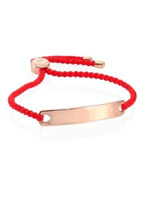 Havana Friendship Bracelet/Coral