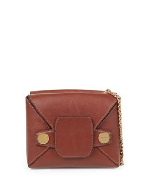 Small Envelope Shoulder Bag