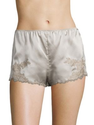 Lolita Silk Sleepwear Shorts