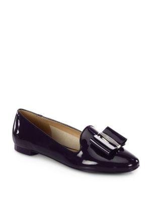 Elisabel Patent Leather Loafers
