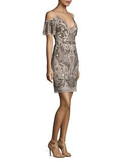 Dresses: Cocktail Maxi Dresses &amp More  Saks.com