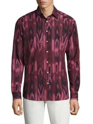 Merlino Patterned Shirt