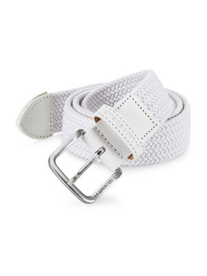 Golf Chapper Braided Belt 0400093634645