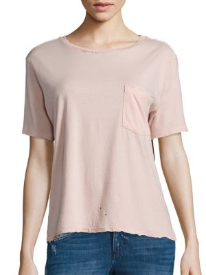 Tomboy Pocket T-Shirt by AMO