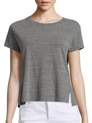 Essential Twist Short Sleeve T-Shirt by AMO