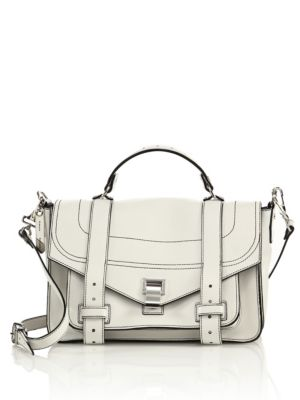 PS1 Medium Leather Satchel