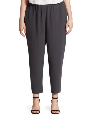 Slouchy Ankle Pants