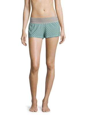COLLECTION Lori Diamond-Printed Boxers
