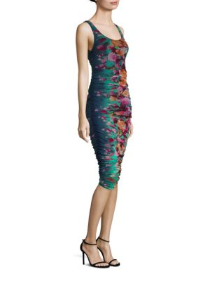 Farfalla Bodycon Tank Dress