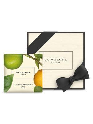 Lime Basil & Mandarin Soap/3.5 oz.