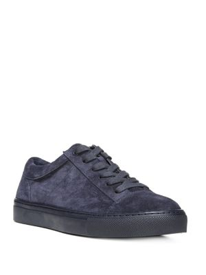 Afton Suede Low-Top Sneakers