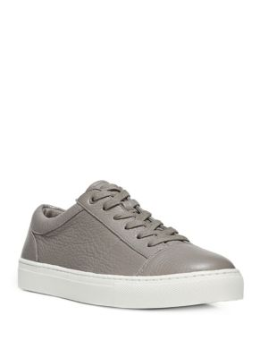 Afton-3 Leather Low-Top Sneakers