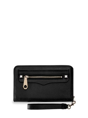 Regan Leather Phone Wristlet 0400093694561
