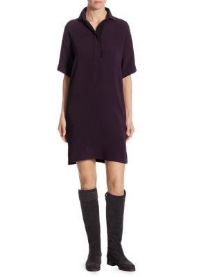 Bess Silk T-Shirt Dress