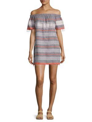 Tabtab Off-the-Shoulder Dress