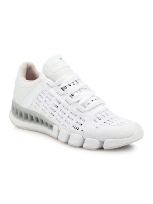 new arrival 8cf14 ef34b ADIDAS BY STELLA MCCARTNEY CLIMA COOL RUNNING SNEAKERS, WHITE