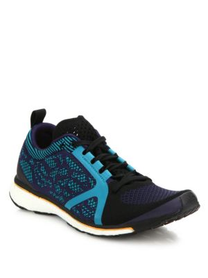 Adizero Adios Graphic Printed Sneakers