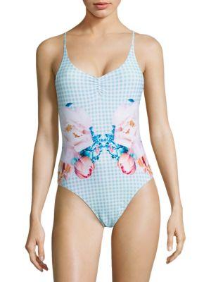 Sundeck One-Piece Swimsuit