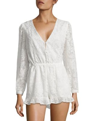 Earlybird Embroidered Short Cover-Up