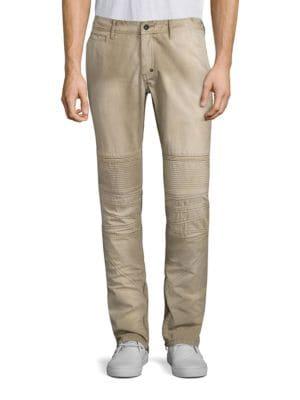 Savoy Slim Straight Pants