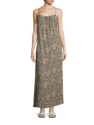 Vintage Silk Dress by Vince