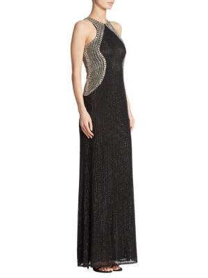 Candice Embellished Gown