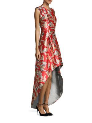 Masha Hi-Lo Gown