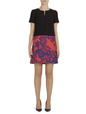 Buy Carven Printed Skirt Dress online with Australia wide shipping