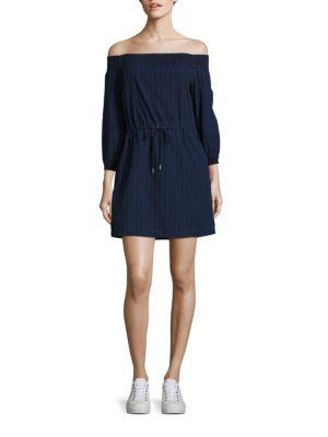 Drew Off-the-Shoulder Dress