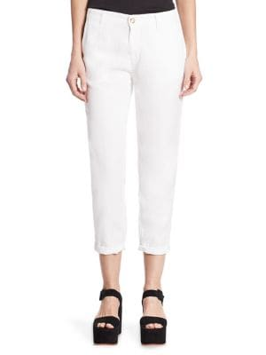 Caden Cropped Trousers