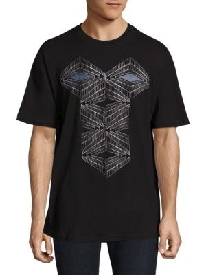 36 PIXCELL Graphic Printed Short Sleeve Tee