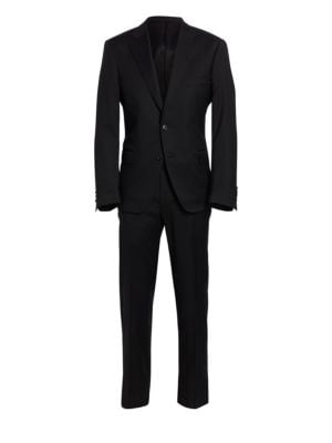 COLLECTION BY SAMUELSOHN Modern-Fit Wool Suit