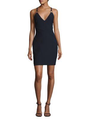 Eden Crisscross Dress