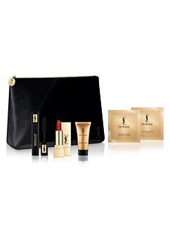 Receive a free 6-piece bonus gift with your $150 Yves Saint Laurent purchase