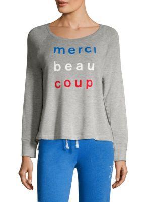 Merci Beacoup Sweatshirt