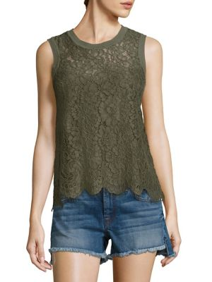 Nia Lace Top by Generation Love