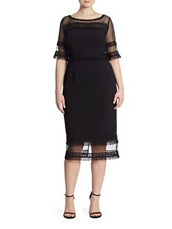 salon z plus size dresses and skirts