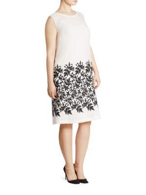 Dortura Floral Printed Dress