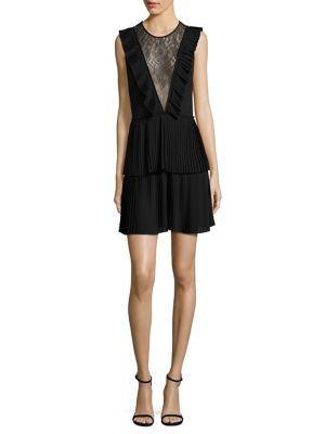 Sophia Tiered Mini Dress