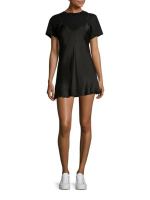 Winona Slip T-Shirt Dress