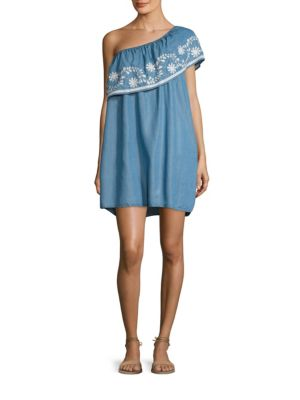 Rita One Shoulder Dress