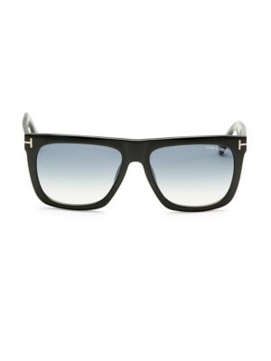 Morgan 57MM Soft Square Sunglasses