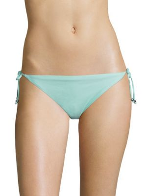 Clean Triangle Bikini Bottom