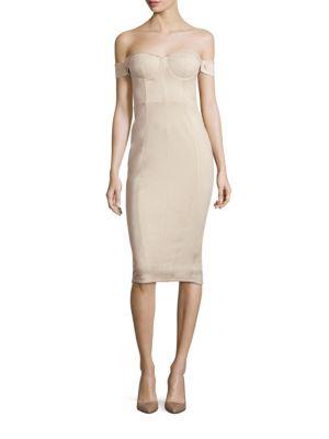 Jackie Off-the-Shoulder Dress