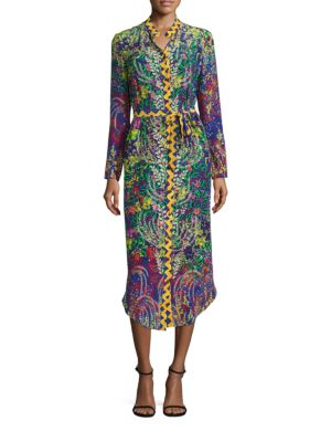 Molly Silk Dress