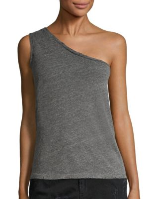 Adele One Shoulder Tank by RtA