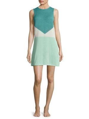 Olivia Colorblock Dress