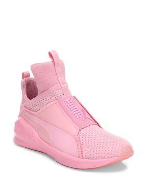 Fierce Bright Mesh Sneakers