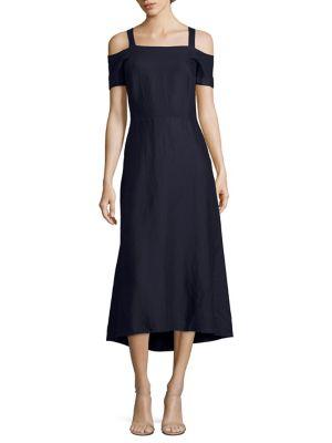 Daniel Cold-Shoulder Dress