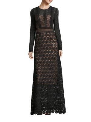 Rabella Lace Maxi Dress